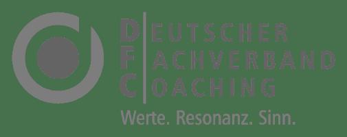 Mitglied im Deutschen Fachverband Coaching (DFC)