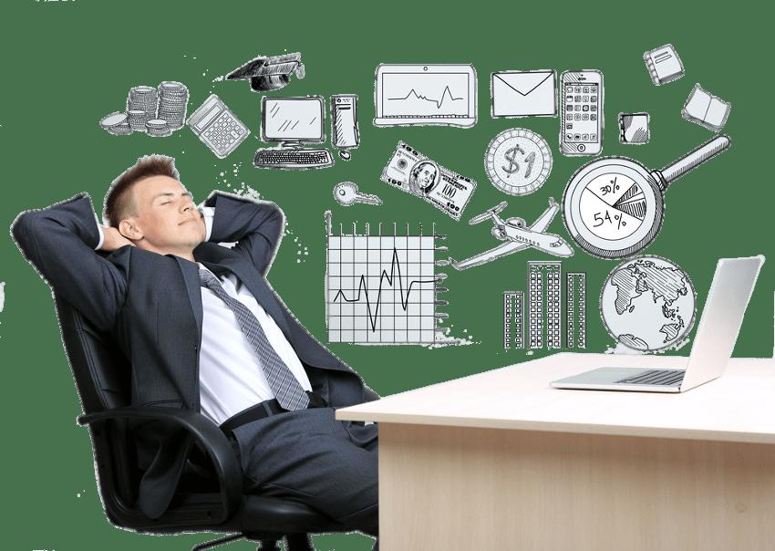 Visualisierung als eine Gewohnheit erfolgreicher Menschen